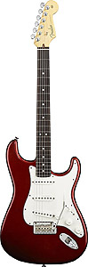 American Standard Stratocaster - Candy Cola with Case - Rosewood