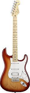 Fender American Standard Stratocaster HSS - Sienna Sunburst with Case - Maple [0113102747]