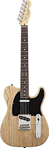 Fender American Standard Telecaster® - Natural with Case - Rosewood 2012 [0113200721]