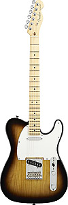 Fender American Standard Telecaster® - 2-Color Sunburst with Case - Maple [0113202703]