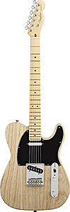 Fender American Standard Telecaster® - Natural with Case - Maple [0110502721]