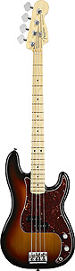 Fender American Standard P Bass - 3-Color Sunburst with Case - Maple [0193602700]