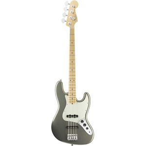 American Standard Jazz Bass - Jade Pearl Metallic with Case - Maple
