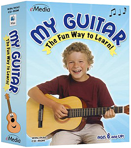 eMedia My Guitar Software [MYACOUGUIT]