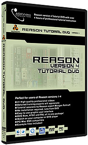 Ask Video Reason 4.0 DVD Tutorial []