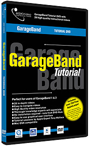 Ask Video GarageBand Tutorial DVD
