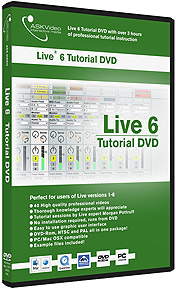Live Tutorial DVD