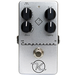 Keeley Electronics 4 Knob Compressor