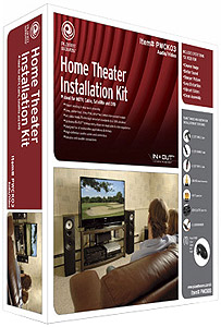 Daddario Home Theater Installation Kit [PWCK03]