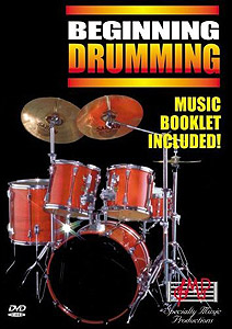 MVP Beginning Drumming (DVD)