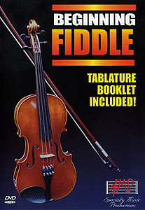 MVP Beginning Fiddle (DVD) []