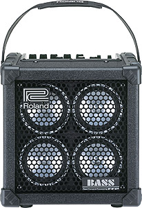 Micro Cube Bass RX - Black Open Box