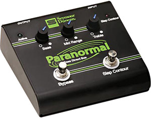 SFX-06 Paranormal Bass EQ