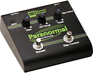 Seymour Duncan SFX-06 Paranormal Bass EQ [SFX-06]