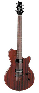 LG HB  Trans Red w/ Gig Bag