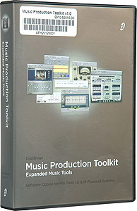 Digidesign Music Production Toolkit