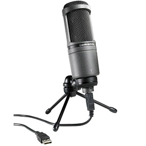 Audio Technica AT2020 USB [AT2020USB]