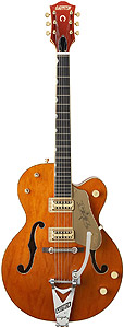 Gretsch G6120-1959LTV Chet Atkins - Vintage Orange [2401253822]