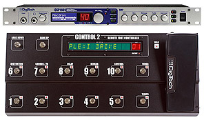 Digitech GSP1101 + Control 2 Bundle