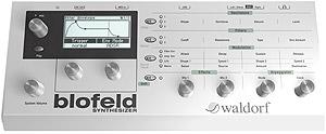 Waldorf Blofeld Synthesizer Module - White