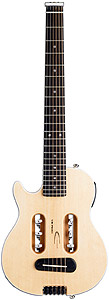 Traveler Escape MK-II Lefty Steel w/Deluxe Gig Bag [MKS NAT LH]