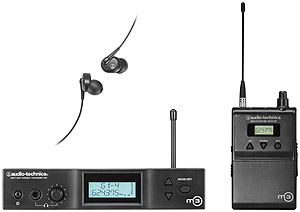 Audio Technica M3  Dual Band Wireless In-Ear Monitor System