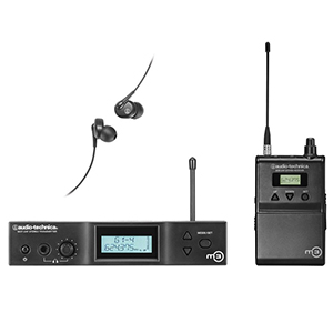 M3  Dual Band Wireless In-Ear Monitor System
