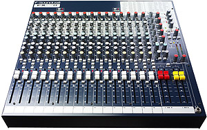 Soundcraft FX16II [RW5757US]