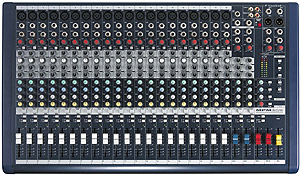 Soundcraft MPM 20 [RW5785US]