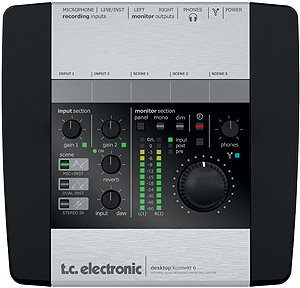TC Electronic Desktop Konnekt 6 [967400011]