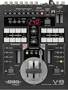 Roland V-8 Video Mixer []