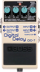 Boss DD7 Refurbished [DD-7]