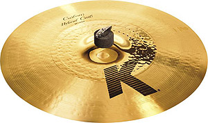 Zildjian K Custom Hybrid Crash - 17 Inch