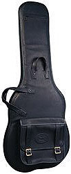 Levys LM19 Premium Leather Bass Guitar Bag [LM19BLK ]