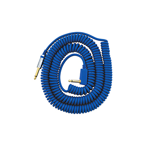 Vox Vintage Coil Cable - Blue