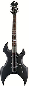 ESP LTD AX-50 - Black Satin [AX50BLKS]