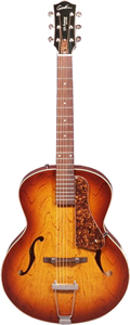 5th Avenue Archtop - Cognac Burst