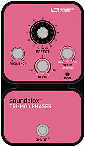Source Audio Soundblox Tri-Mod Phaser [SA122]