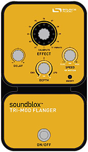 Source Audio Soundblox Tri-Mod Flanger [SA123]