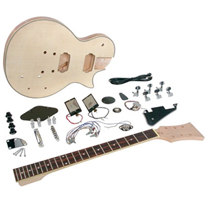Saga LC-10 Electric Guitar Kit