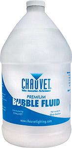 Chauvet DJ Bubble Fluid - Gallon