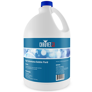 Chauvet DJ Bubble Fluid - Gallon