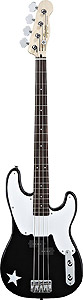 Squier Mike Dirnt P Bass® - Black [0301070506]