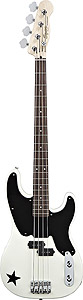 Squier Mike Dirnt P Bass® - Olympic White [0301070580]