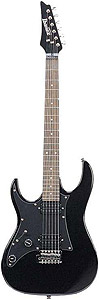 Ibanez GRX20 Black Knight - Left Handed [GRX20BKNL]
