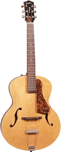 5th Avenue Archtop - Natural