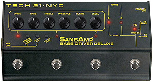 Tech21 SansAmp Bass Driver Deluxe []