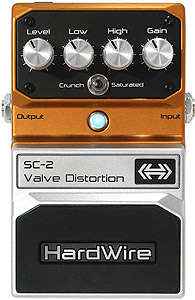 Digitech SC-2 Valve Distortion [SC-2]