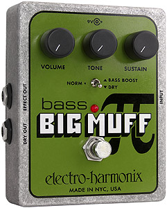 Electro Harmonix Bass Big Muff Pi [BASS BM]