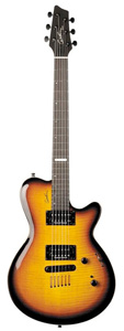 Godin Summit CT - Sunburst Flame [031054]